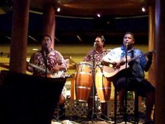 Kamakani Ka'ili Aloha by the Sean Na'auao Trio