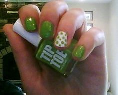 Prom nails!<3