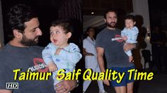 Taimur SPENDS quality time with Daddy Saif sans Kareena , http://bostondesiconnection.com/video/taimur_spends_quality_time_with_daddy_saif_sans_kareena/,  #chefmovie #cheftrailer #KareenaKapoorKhan #kareenasaifmoviedate #kareena-taimur #SaifAliKhan #sohaalikhan'sbirthday #SonamKapoor #sonamkareena #TaimurAliKhan #taimursaifspecialtime #taimurwithdaddysaif #taimur'sadorablepicture