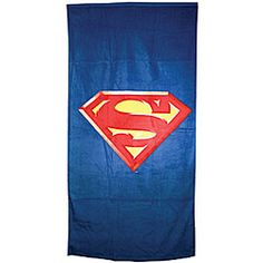This towel is...  super... :)