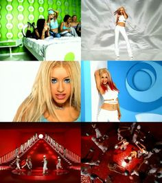 Christina Aguilera - Come on Over--oh man I loved this song!