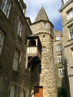 St Malo, France.
