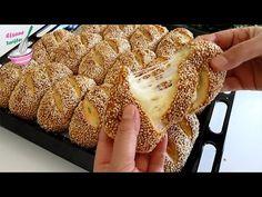 ΟΧΙ ΓΑΛΑ, ΓΙΑΟΥΡΤ, ΑΥΓΑ! ❗ Φτηνές, νόστιμες και εύκολες. 💯 Ζύμη SiMiT για πρωινό - YouTube Bread Recipes, Cake Recipes, Cooking Chef, Turkish Delight, Daily Bread, Food Videos, Nutella, Good Food, Baking