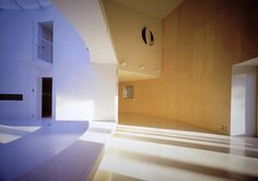 Kazuyo Sejima /// Circle in the round - Villa. From www.ofhouses.tumblr.com