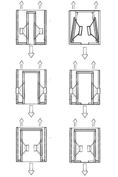 Ripole and Dipole Open Baffle Subwoofer configuration