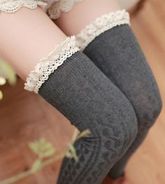 80f03a0d2 One size fits all. Cute Lace detail. Several colors to choose. Combed cotton