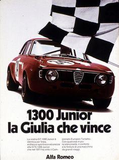Alfa Giulia 1300 Junior