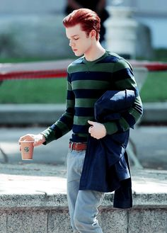 """((Open with Ian)) I was walking to class with a coffee in hand. I had always been slightly early to class, but I didn't care. I was about to go in my first class when I  accidentally bumped into you, saving the coffee. """"Oh my god sorry."""""""