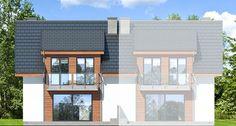 Projekt domu Dom w klematisach 20 (B) - ARCHON+ Gazebo, Outdoor Structures, Kiosk, Pavilion, Cabana