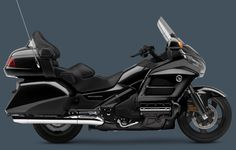 2014 Gold Wing Audio Comfort Black