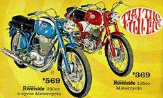 125cc & 250cc Benelli Wards Riverside