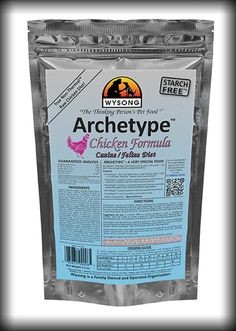 Archetype is the original raw dog diet and cat food diet from Wysong, and emulates the food canines and felines eat in the wild – the diet they are genetically programmed for.