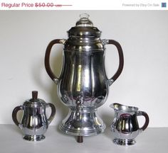 Hey, I found this really awesome Etsy listing at https://www.etsy.com/listing/154110412/big-sale-vintage-coffee-urn-deco-coffee