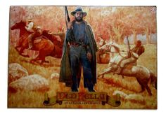 Tin Sign. Ned Kelly An Australian Legend.  New 35x50cm rolled edges $39.90