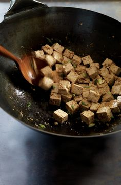 Stir-Fried Tofu