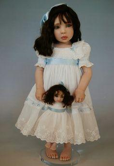 Dianne Keeler artist doll