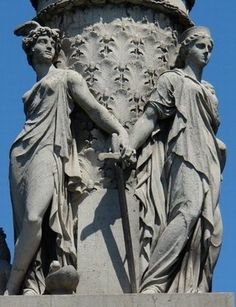 La fontaine du Palmier - place du Châtelet