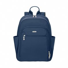 With a padded laptop pocket and removable RFID wristlet, our RFID Essential Laptop Backpack is designed for wherever your everyday journeys take you! Best Laptop Backpack, Leather Laptop Backpack, Computer Backpack, Computer Bags, Laptop Computers, Travel Backpack, Black Backpack, Travel Bags, Fashion Backpack