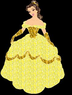 Sparkling Princess Belle