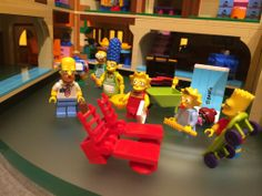 Your Sneak Peek at 200+ Toys Coming Your Way This Year: The Lego Simpsons House celebrates the animated show's 25th anniversary.