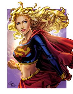 Supergirl 2016 Paint by TyRomsa.deviantart.com on @DeviantArt -
