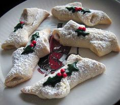 Source: A cookie recipe by Woman's Day magazine, Christmas issue December 2009    http://www.facebook.com/ThePaganMusings