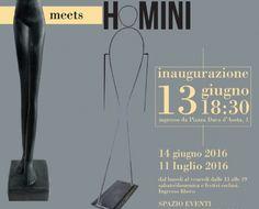 Milano Giacometti meets Homini