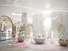 World's largest shoe store opens in Dubai Mall