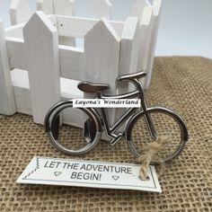 #Μπομπονιέρα #Γάμου - #Βάπτισης #Ανοιχτήρι #Ποδήλατο