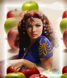 Tsara Cigana:  Maça Zíngara Ingredientes:6 maçãs vermelhas50 gra...