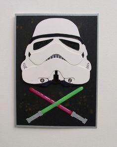 Storm Trooper card!