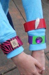 Activities: Duct Tape Bracelets
