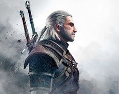 Geralt of rivia, the witcher 3: wild hunt, warrior, 8k wallpaper