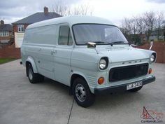 Ford Transit Mk1 1976 . one previous owner 21000 miles from new. one of the best
