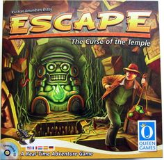 Escape: The Curse of the Temple | Image | BoardGameGeek