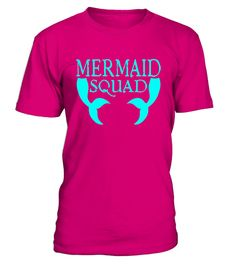 """# Mermaid Squad Cute Summer Ocean Life Beach T-Shirt for Girls .  Special Offer, not available in shops      Comes in a variety of styles and colours      Buy yours now before it is too late!      Secured payment via Visa / Mastercard / Amex / PayPal      How to place an order            Choose the model from the drop-down menu      Click on """"Buy it now""""      Choose the size and the quantity      Add your delivery address and bank details      And that's it!      Tags: This adorable, cute…"""
