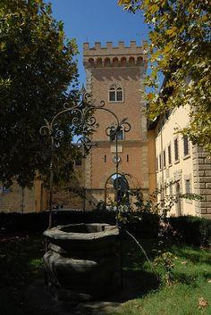 Castello di Bolgheri, Livorno Tuscany