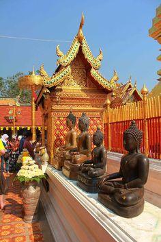 Chiang Mai: Wat Phra That Doi Suthep Temple