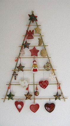 25 Ideas para árboles de Navidad