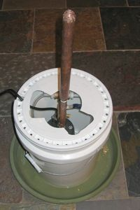 Build a Heated Keg Cleaner: Projects