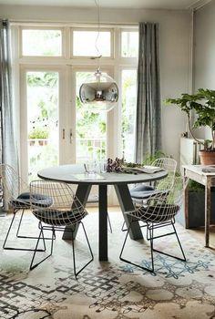 Ronde eettafels: schuif gezellig aan! - Alles om van je huis je Thuis te maken | HomeDeco.nl