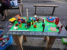 The Best Park(ING) Day Pop-Up Parks in NYC