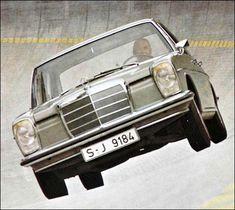 Mercedes W114, Mercedes Benz 200, Mercedes Benz Classes, Old Mercedes, Classic Mercedes, Nissan 370z, Nissan Gt, M Benz, Daimler Benz