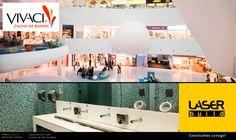 Os nossos produtos no Vivaci Caldas da Rainha. #LaserBuild #Mediclinics #Bobrick #IKEA #Arquitectura #Engenharia #Construção #WC