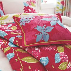 Floral embroidered  cushion.  http://www.beddingworld.co.uk/p/V%26A_Jacqueline_Cushion.htm