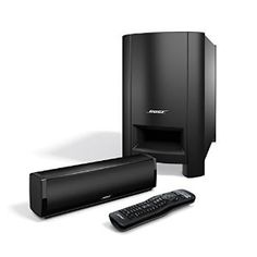 Bose ® Cine Mate 15 Home Cinema Sound bar Speaker System - Black Price: £499.95 & FREE Delivery in the UK. Details