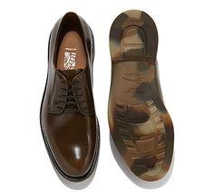 Zapato Derby - Zapatos - Rebajas Caballero - Rebajas - Salvatore Ferragamo