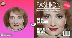 Hogyan néznél ki egy híres magazin címlapján?