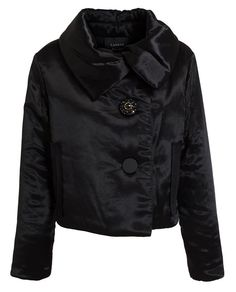LANVIN   Padded Jewel Detail Jacket