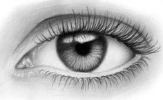 How to Sketch an Eye, Step by Step, Eyes, People, FREE Online Drawing Tutorial, Added by quynhle, January 2, 2013, 5:36:57 pm